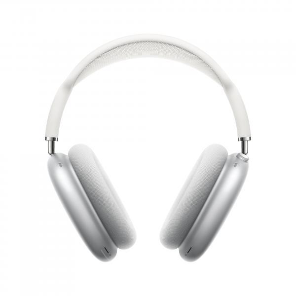 Apple AirPods Max Cuffia Padiglione auricolare Bluetooth Argento