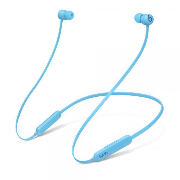 Beats Flex – All-Day Wireless Earphones - Azzurro Etere