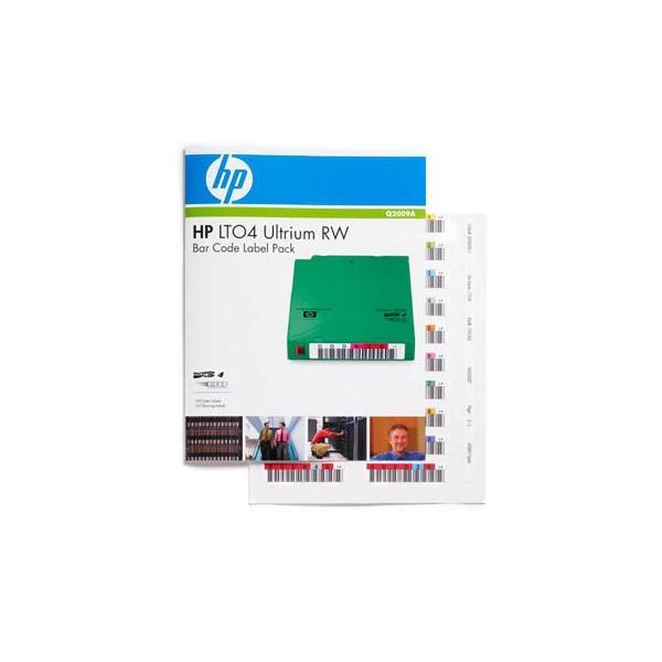 Hewlett Packard Enterprise Q2009A etichetta codici a barre 0883585086610 Q2009A 10_943Q6L7
