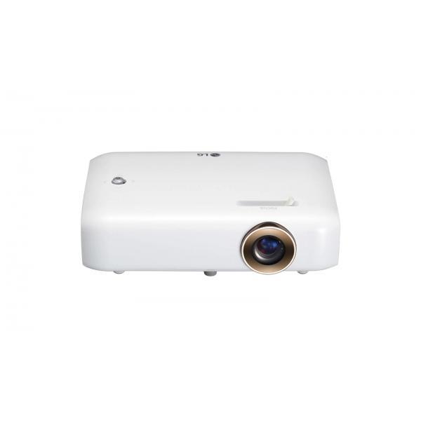 LG PH510PG videoproiettore Proiettore desktop 550 ANSI lumen DLP 720p (1280x720) Bianco