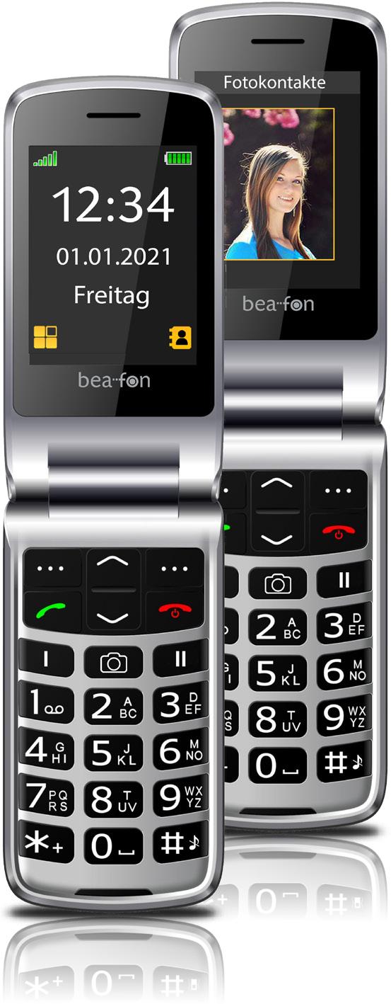 Bea-fon SL645plus schwarz