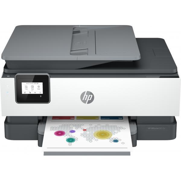 HP OfficeJet 8012e Multifunktionsdrucker Scanner Kopierer WLAN