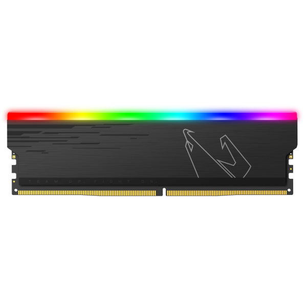 16GB (2x8GB) Gigabyte Aorus RGB DDR4-3733 CL18 Speicher Kit RAM