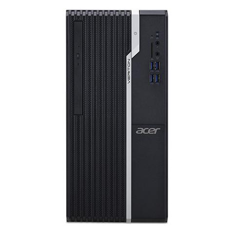 Acer Veriton S2670G DDR4-SDRAM i3-10100 Desktop Intel® Core™ i3 di decima generazione 8 GB 256 GB SSD Windows 10 Pro PC Nero