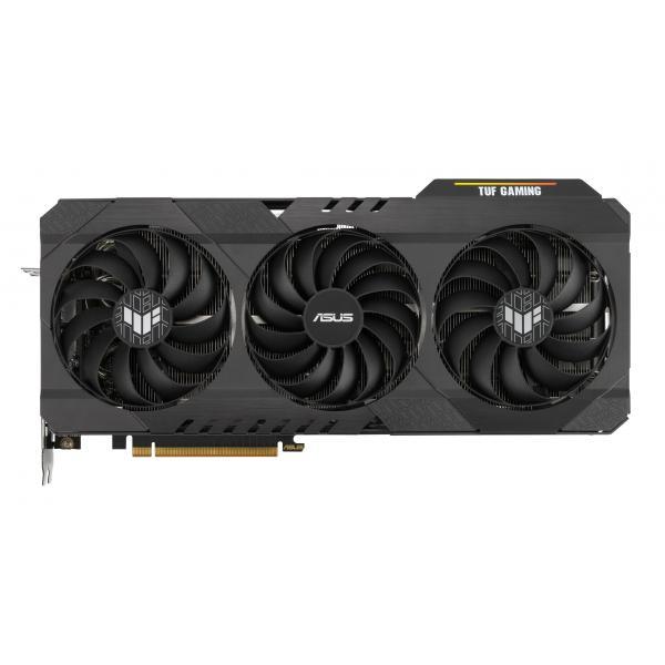 ASUS TUF Gaming AMD Radeon RX 6700 XT OC Grafikkarte 12GB GDDR6 3xDP/HDMI