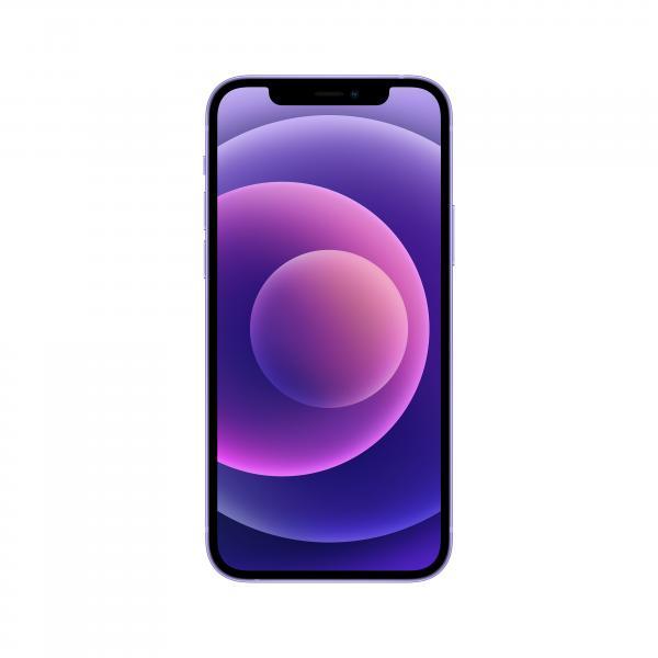 Apple iPhone 12 mini 64 GB Violett MJQF3ZD/A