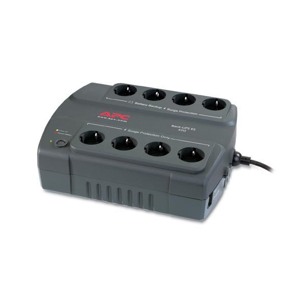 APC Back-UPS ES 400VA 230V Italian 240VA gruppo di continuità (UPS) 0731304233381 BE400-IT 10_2704333
