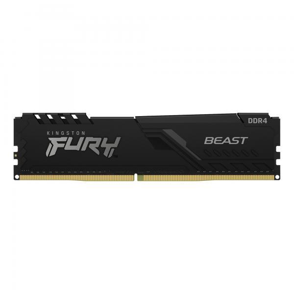 32GB (1x32GB) KINGSTON FURY Beast DDR4-3200 CL16 RAM Gaming Arbeitsspeicher