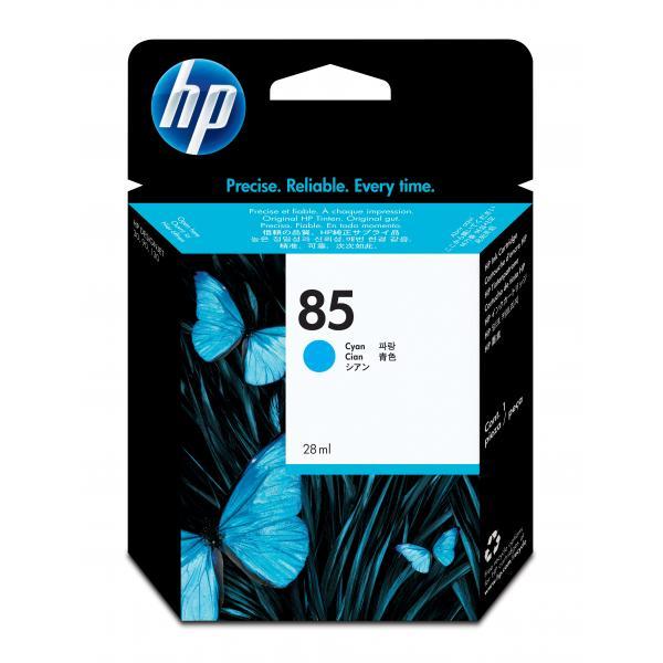 HP HP Cartuccia inchiostro ciano DesignJet 85, 28 ml