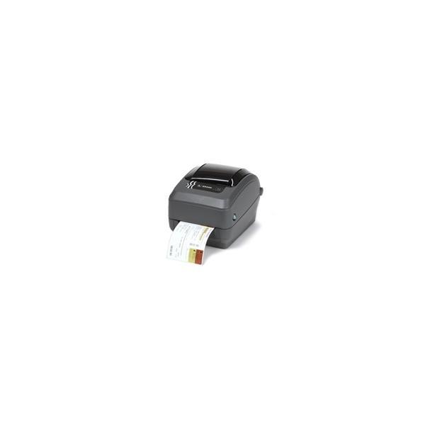 Zebra GX430t Trasferimento termico Colore 300 x 300DPI stampante per etichette (CD) 5711045725593 GX43-102422-000 10_V363506 5711045725593 GX43-102422-000