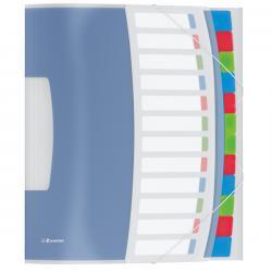 Esselte Esselte 624030 Blu, Multicolore 1pezzo(i) divisore
