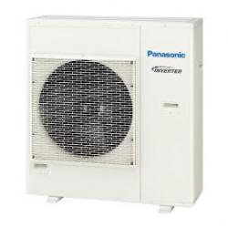 Panasonic Panasonic CU-4E27PBE Condizionatore unità esterna Bianco condizionatore fisso