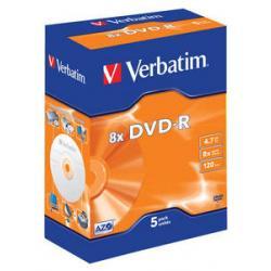 Verbatim Verbatim 43521/10 DVD vergine 4,7 GB DVD-R