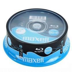 Maxell Maxell 25 x BD-R 4x BD-R 25GB 25pezzo(i)