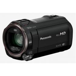 Panasonic Panasonic HC-V770 Videocamera palmare 12,76 MP MOS BSI Full HD Nero