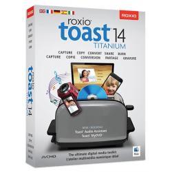 Corel Corel Toast 14 Titanium, ML, 5-50U, Mac Multilingua
