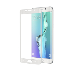 Celly Celly GLASS491WH Galaxy s6 edge+ 1 pezzo(i)