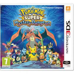 Nintendo Nintendo Pokémon Super Mystery Dungeon Basic Nintendo 3DS ITA videogioco