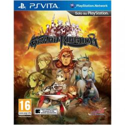 Koch Media Koch Media Grand Kingdom, PlayStation Vita Basic PlayStation Vita videogioco