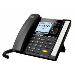 Alcatel Alcatel Temporis IP701G telefono IP Nero Cornetta cablata LCD