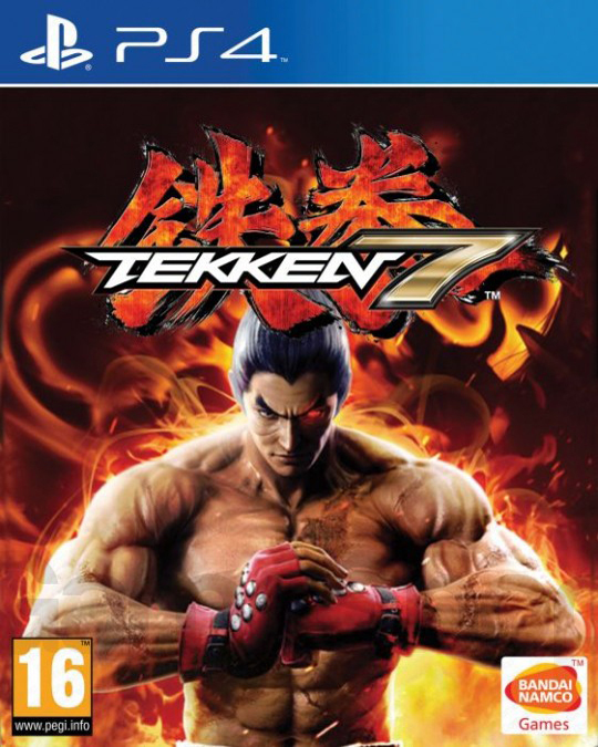 Namco Namco Bandai Games TEKKEN 7, PS4 Basic PlayStation 4 Inglese videogioco