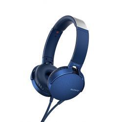 Sony Sony MDR-XB550AP Cuffia Padiglione auricolare Blu