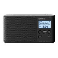Sony Sony XDR-S41D radio Portatile Digitale Nero