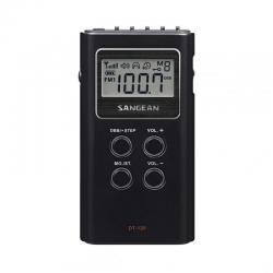 Philips Sangean DT-120B radio Portatile Digitale Nero