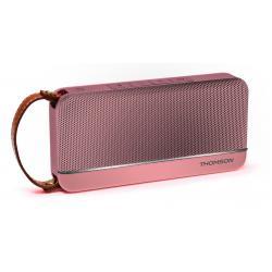 BigBen Interactive Thomson WS02RSM 12W Rosa altoparlante portatile