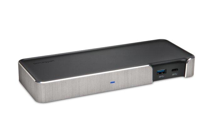 Kensington Kensington Docking station 4K doppia Thunderbolt 3 40 GB/sec. SD5200T con adattatore da 170W - Win e Mac