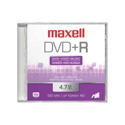 Maxell Maxell DVD+R 100 Pack 4,7 GB 100 pezzo(i)