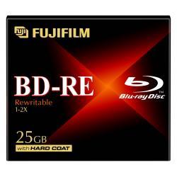 Fujifilm Fujifilm BD-Re Rewritable 1-2x Jewel Case