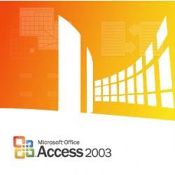 Microsoft Microsoft Access 2003, x32, GOV, SA, 1u, OLP-NL