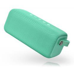 Fresh 'n Rebel Fresh 'n Rebel Rockbox Bold L Peppermint | Altoparlante Bluetooth Waterproof IPX7, verde acqua