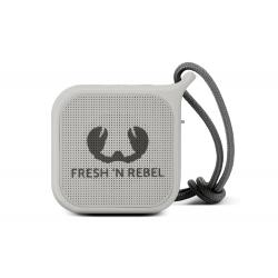 Fresh 'n Rebel Fresh 'n Rebel Rockbox Bold S Cloud | Altoparlante Bluetooth Waterproof IPX7, Grigio