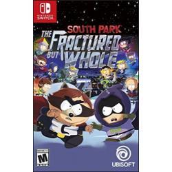 Ubisoft Ubisoft South Park: The Fractured But Whole, Nintendo Switch videogioco Basic ITA