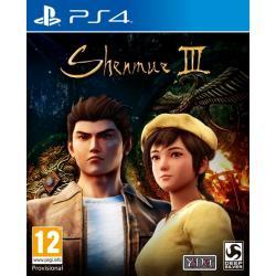 Koch Media Koch Media Shenmue III Day One Edition, PS4 videogioco PlayStation 4 ESP,ITA