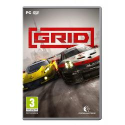Koch Media Koch Media GRID, PC videogioco Basic Inglese