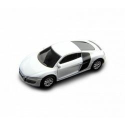 Redline Redline Audi R8 V10 unità flash USB 16 GB USB tipo A 2.0 Nero, Bianco