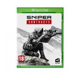 Koch Media Koch Media Sniper Ghost Warrior Contracts, Xbox One videogioco Basic