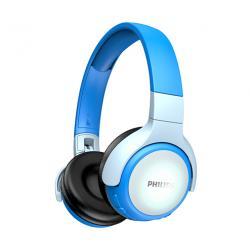 Philips Philips TAKH402BL Cuffia Padiglione auricolare Blu