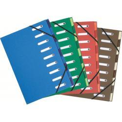 Exacompta Exacompta 52980E Carta Multicolore organizzatore personale