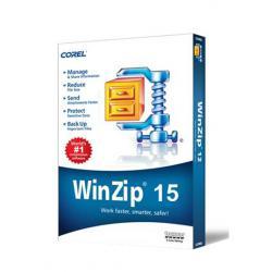 Corel Corel WinZip 15 Standard, MNT, 50-99u, 1y