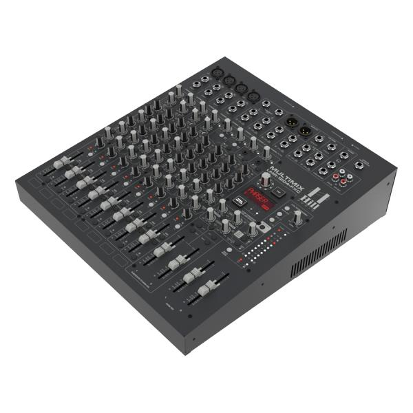 MIXER HILL AUDIO LMR-1204FX-CU CON COMPRESSORE