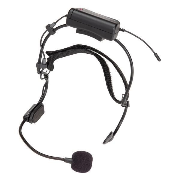 RADIOMICROFONO UHF SOUNDSATION WF-U4 FITNESS 16 CANALI TX HEADSET 863-865MHz