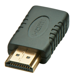 Adattatore Mini HDMI Tipo C Femmina a HDMI Tipo A Maschio