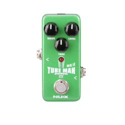 MINI-STOMPBOX NUX NOD-2 TUBEMAN MKII (OVERDRIVE)