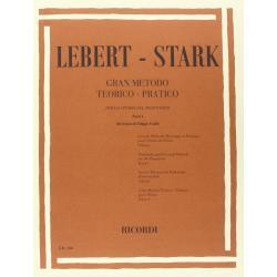 CURCI - GRANDE METODO TEORICO PRATICO PARTE I per Pianoforte  - LEBERT/STARK