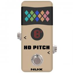 MINI-STOMPBOX NUX NTU-2 HD PITCH (TUNER)