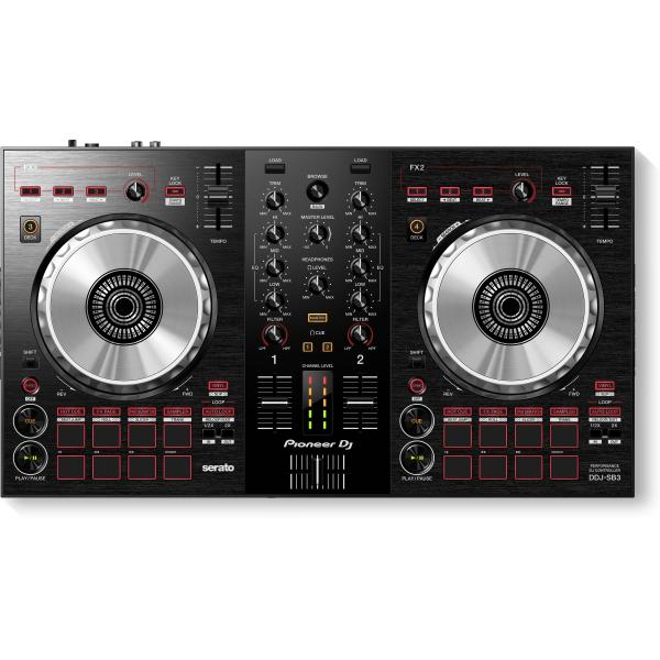 CONTROLLER DJ PIONEER DDJ-SB3 SERATO